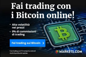 Markets No Commissioni di Trading