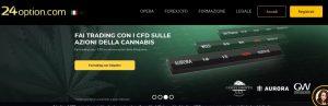 Investire in Borsa sulla Canapa