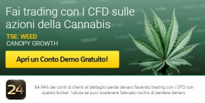 Trading Online Cannabis Senza Commissioni